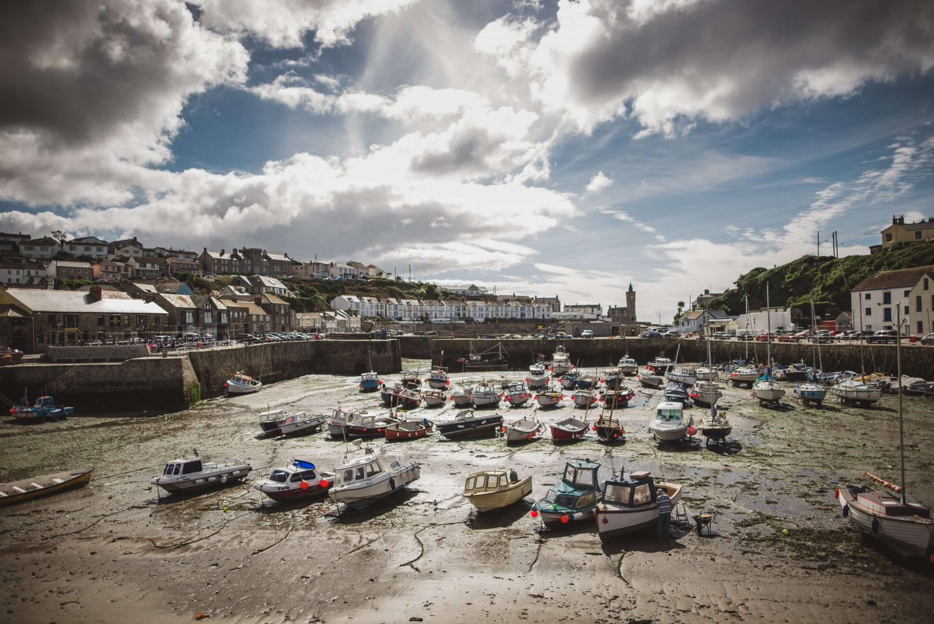 Porthleven, Cornwall Wedding Photographer - Stewart Girvan