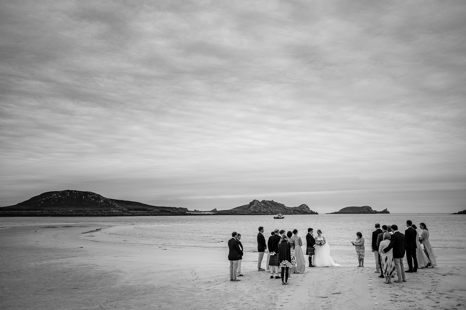 Isles of Scilly Wedding - St Martins
