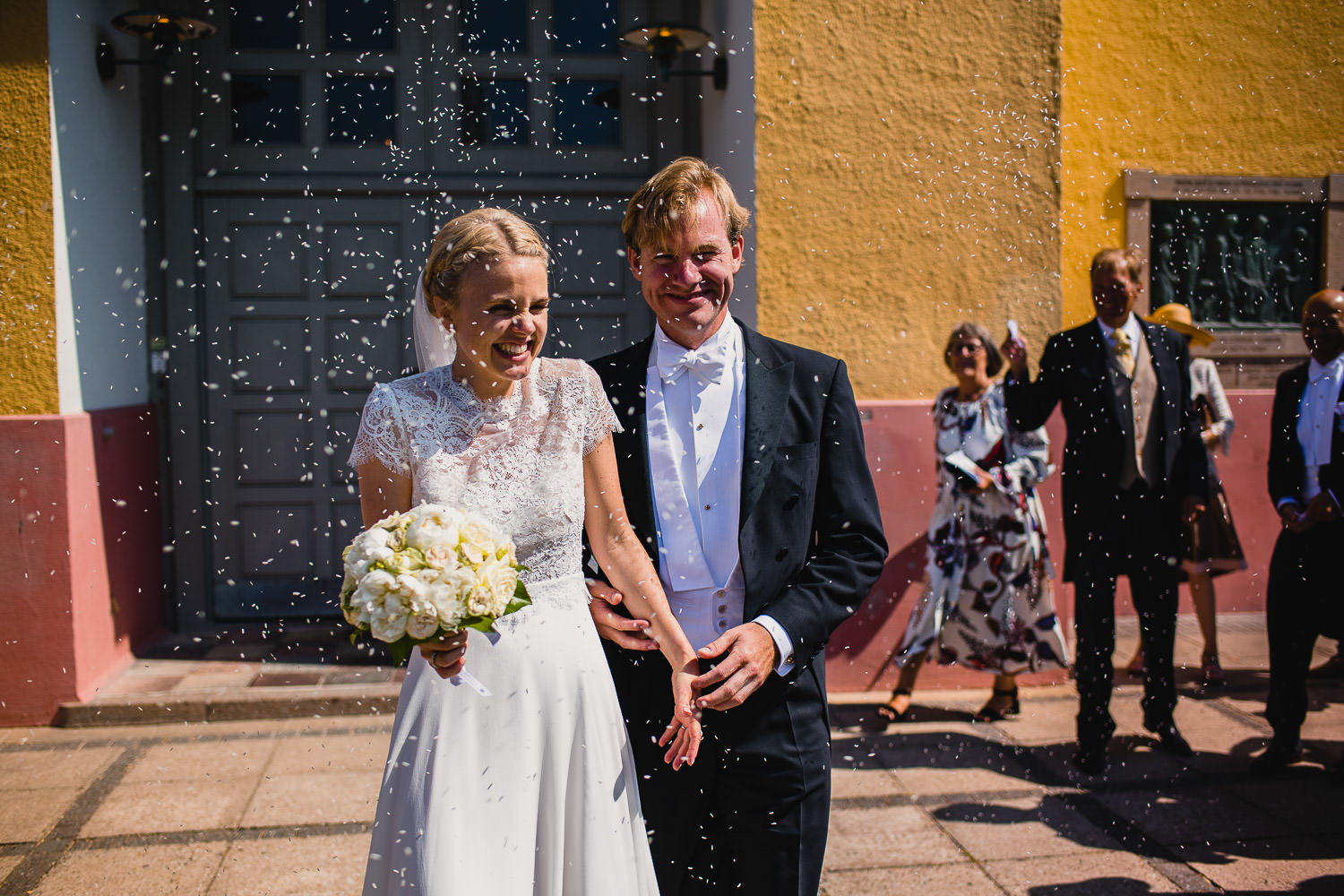 Wedding in Skagen, North Denmark
