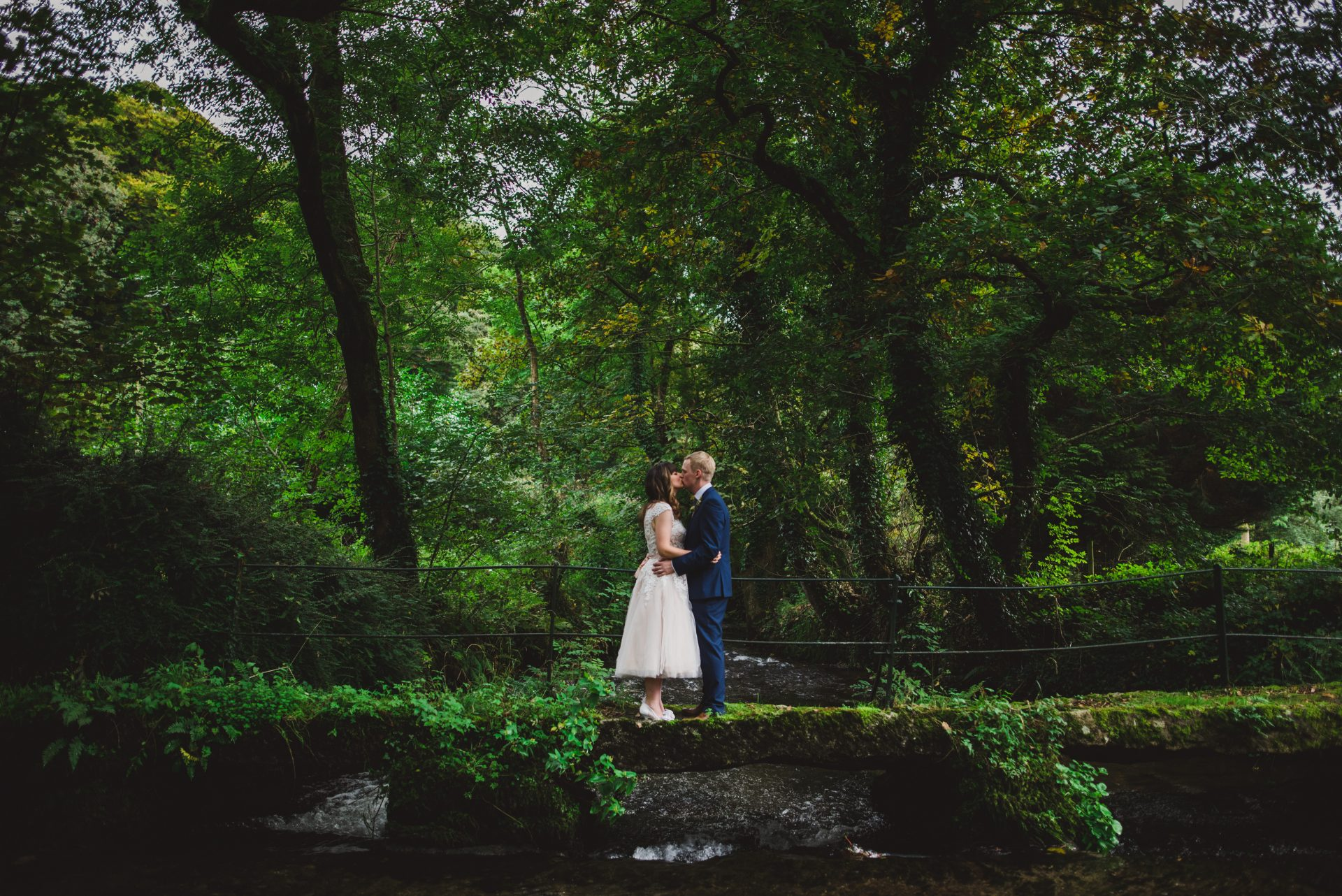 Pengenna Manor Wedding Photography - Stewart Girvan