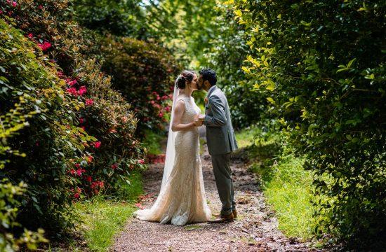 Burncoose House Wedding photography