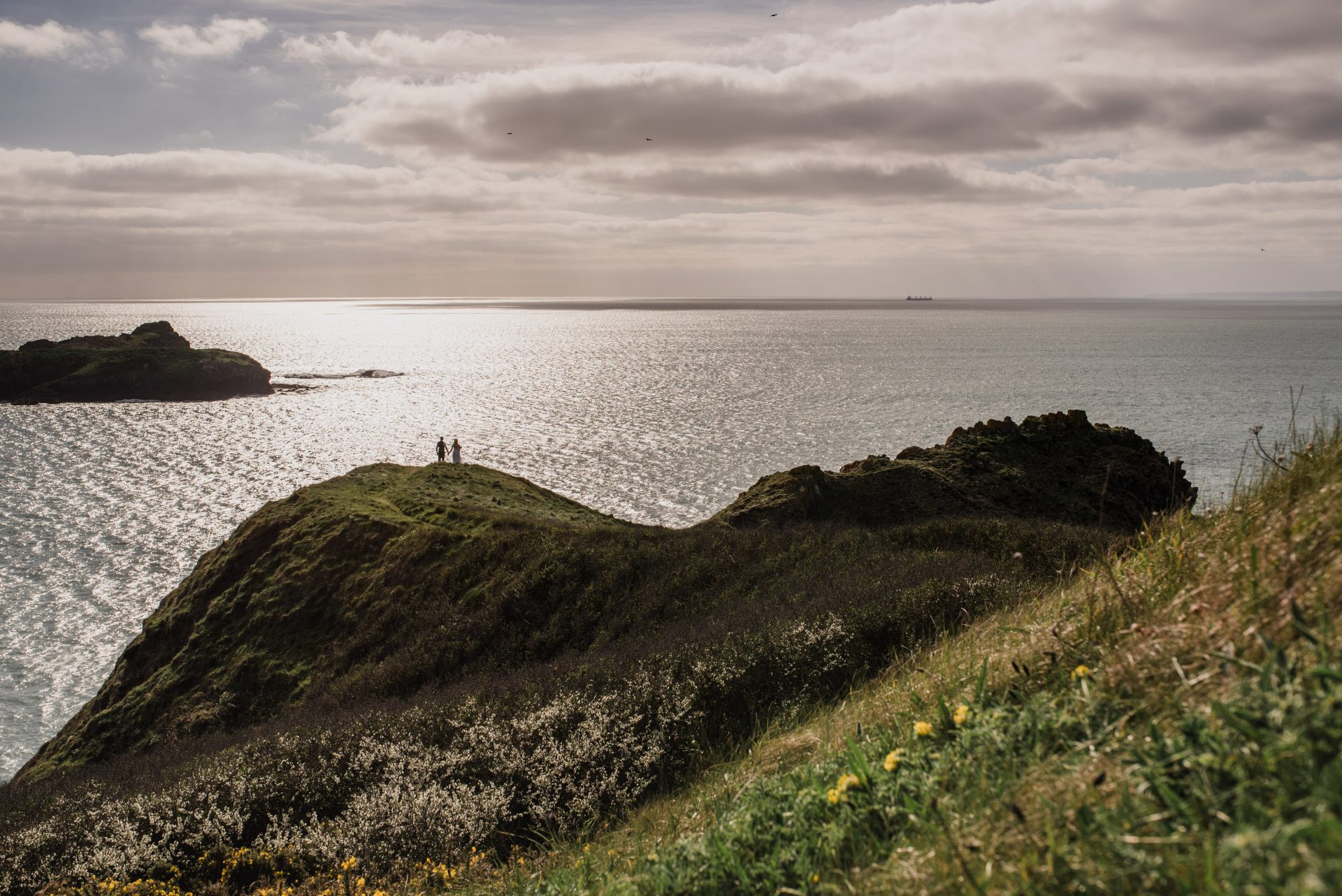 Mullion Cove Wedding - Photography y Stewart Girvan Photography 2020