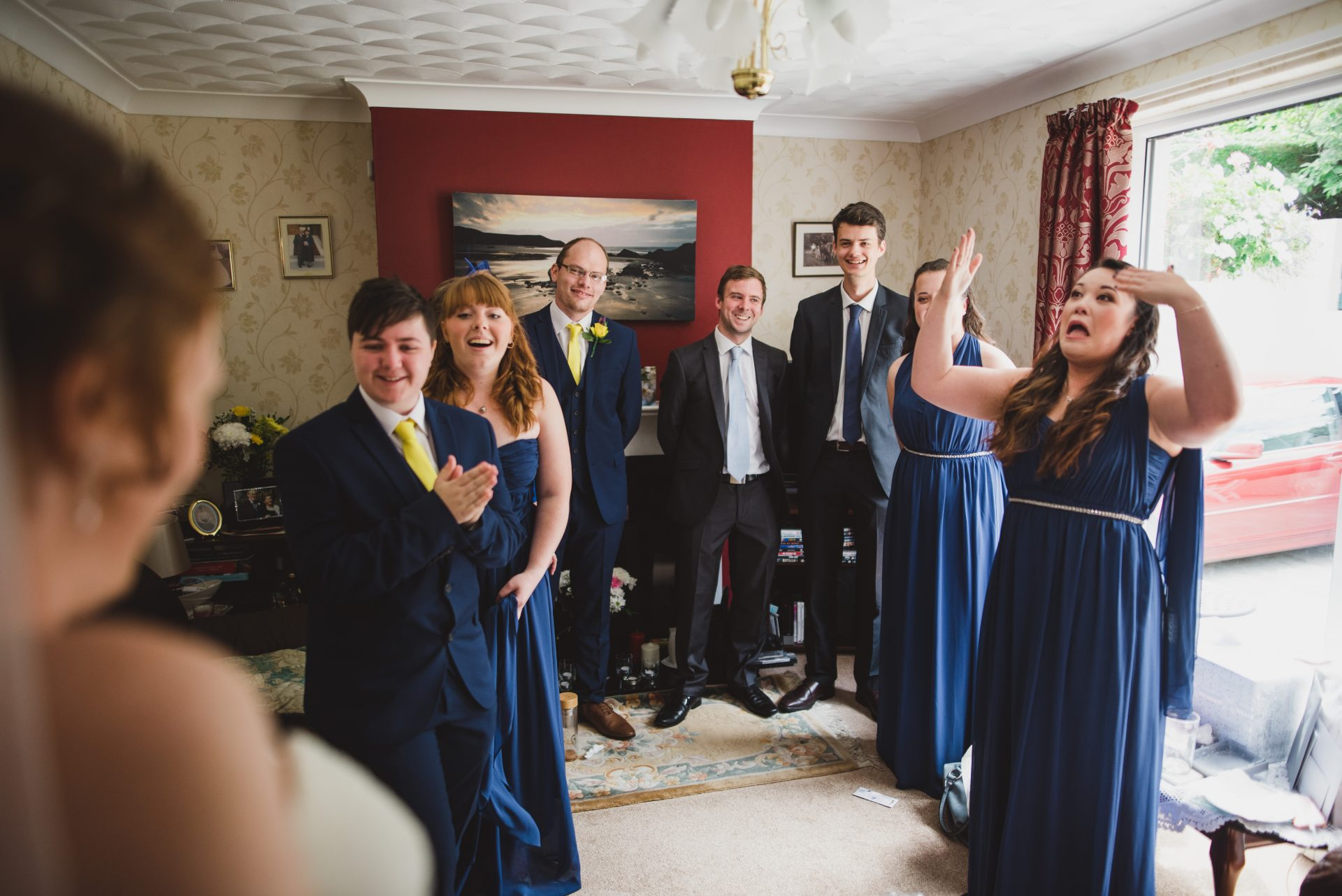 Falmouth Wedding - Merchants Manor - Stewart Girvan Photography
