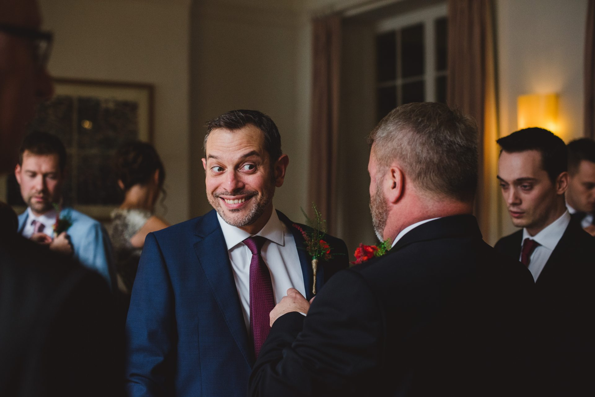 Polurrian Hotel Wedding - Stewart Girvan Photography