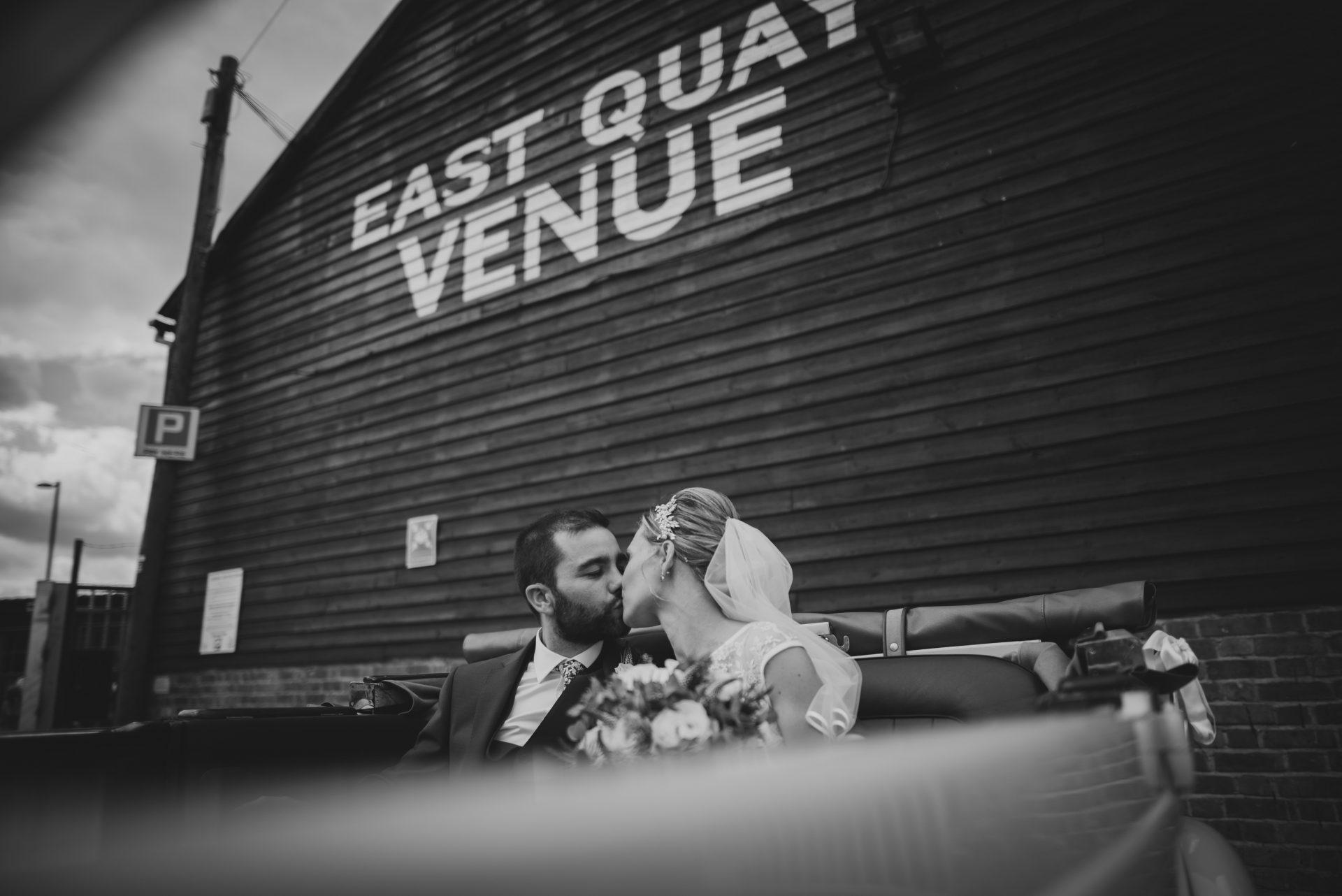 East Quay Wedding Photographer - Stewart Girvan Photography 2020