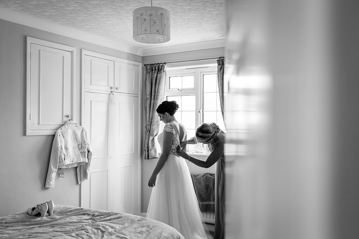 greenbank hotel wedding photographer