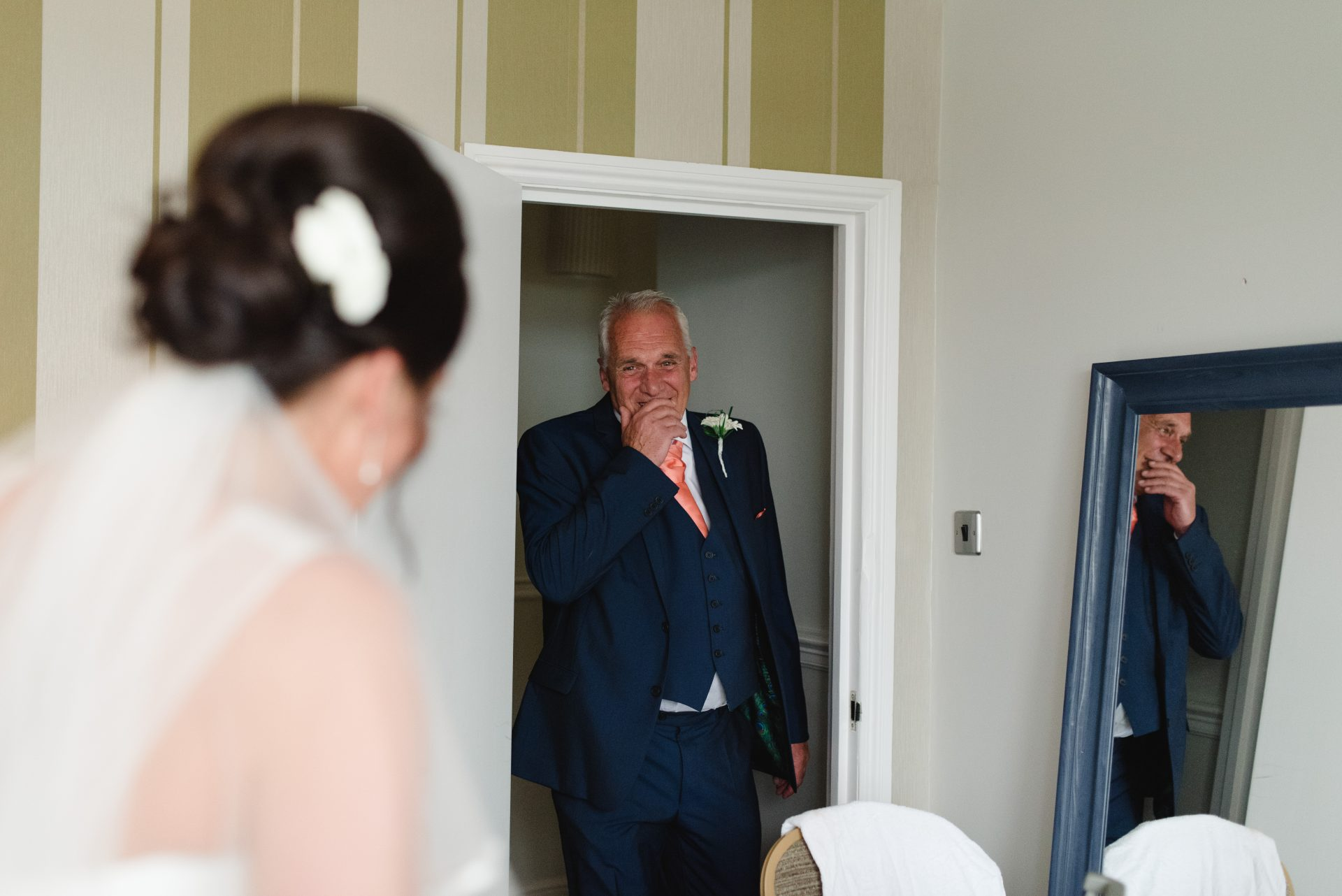 St Ives Harbour Hotel Wedding - Stewart Girvan Photography