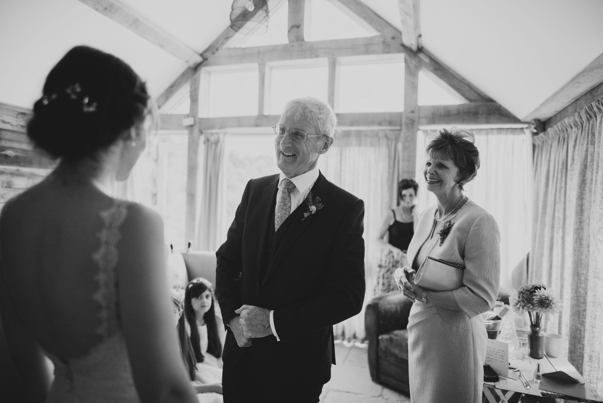 Nancarrow Farm Wedding Photographs - Stewart Girvan Photography