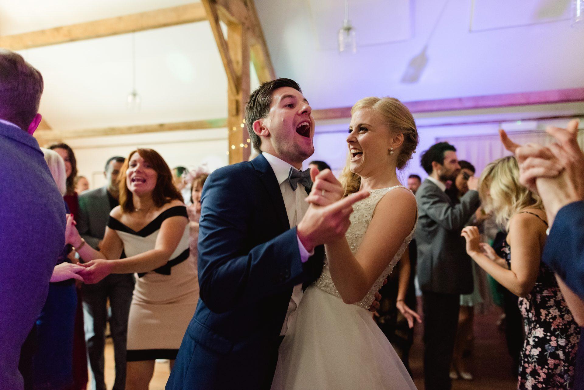 Wedding at Nancarrow Farm - Stewart Girvan Photography