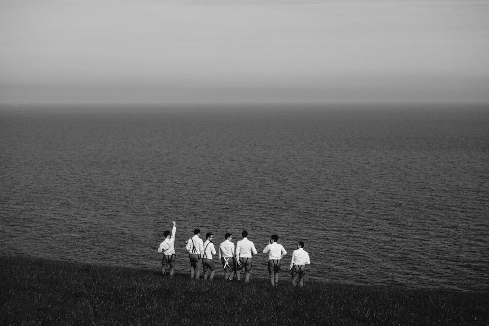 The boys - Cornwall