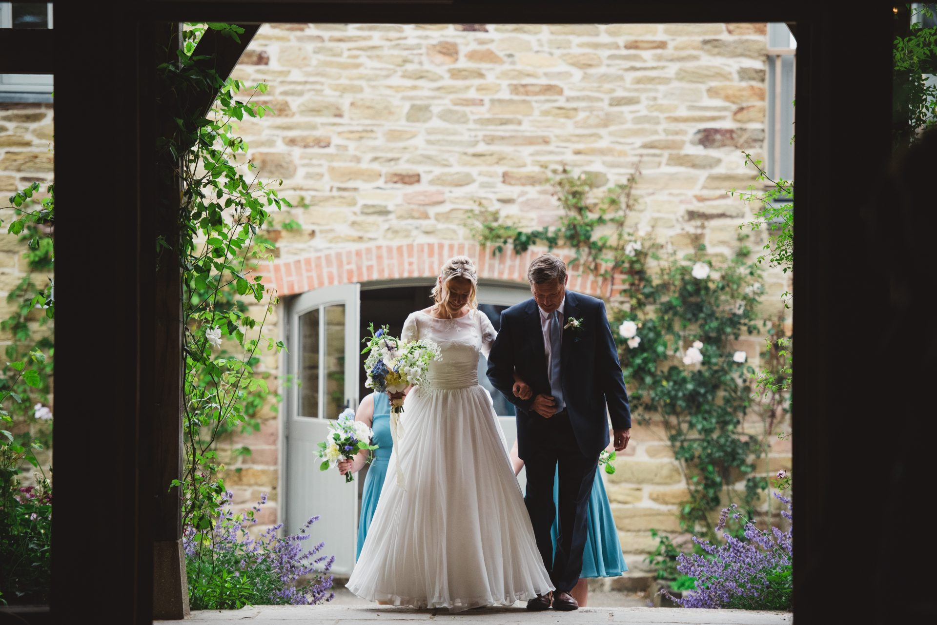 Nancarrow Farm wedding - Stewart Girvan Photography