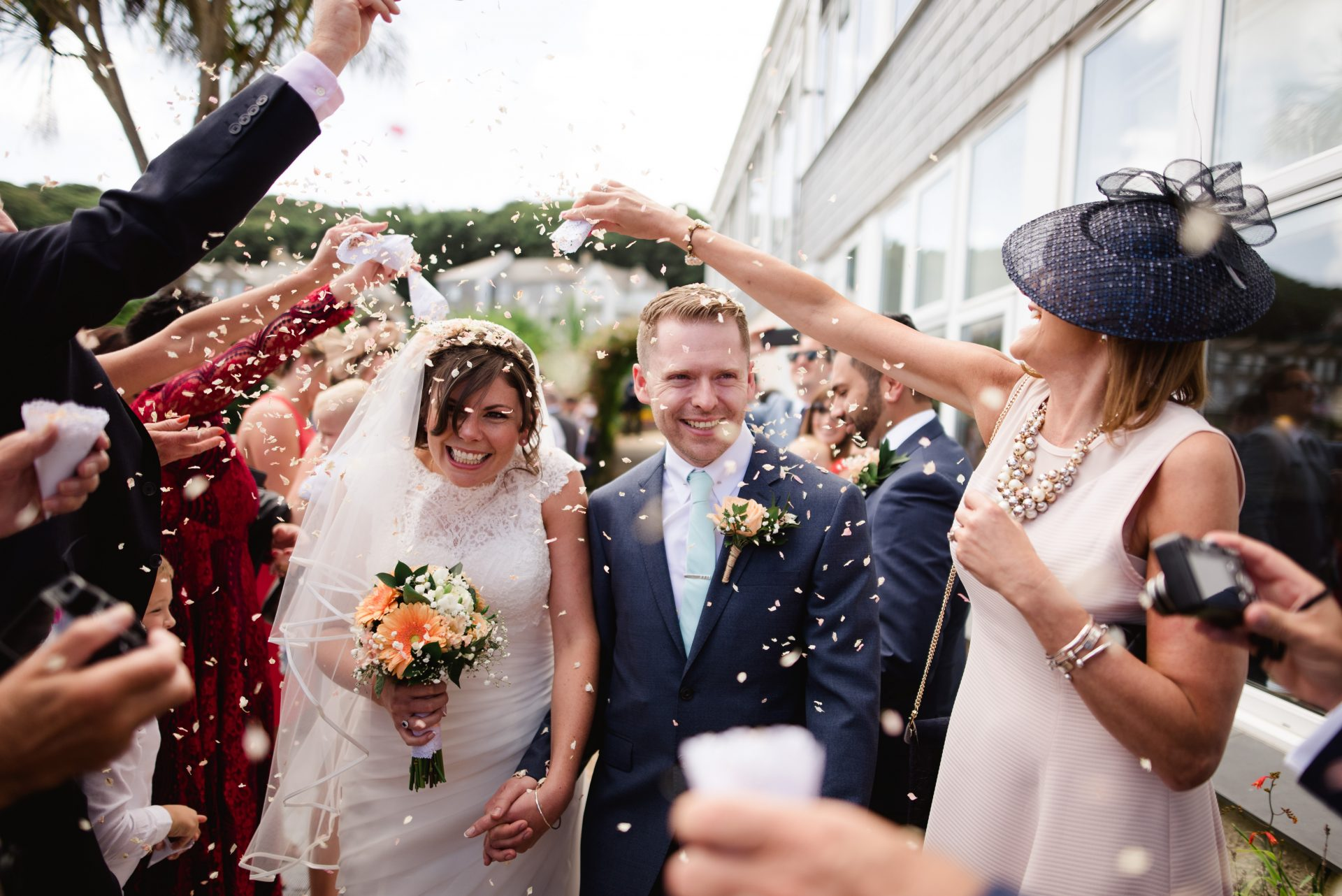 St Ives Harbour Hotel - Wedding Photography by Stewart Girvan Photography