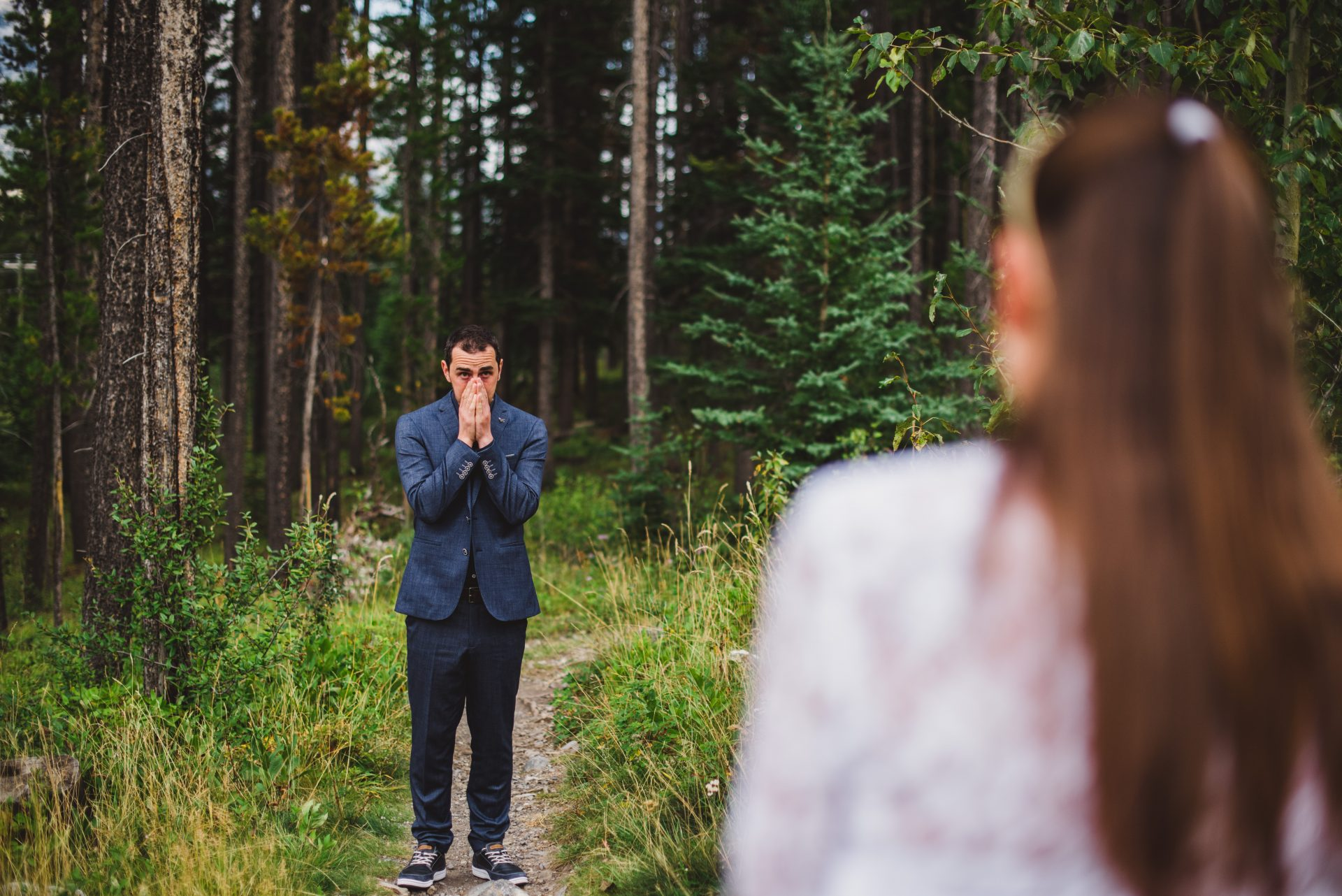 Banff, Alberta Wedding - Stewart Girvan Photography