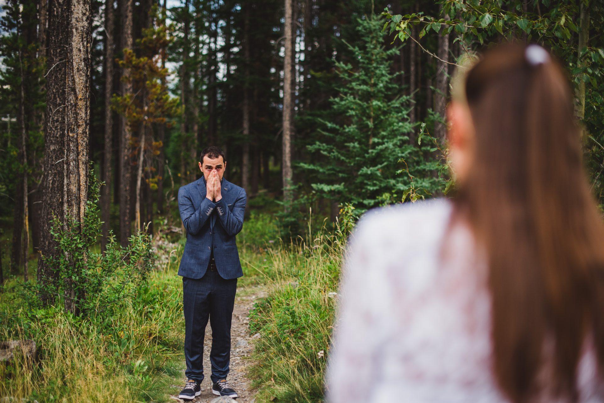 Banff, Alberta Wedding - Stewart Girvan Photography