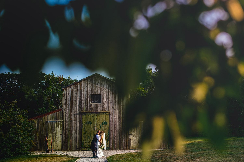 Nancarrow Farm summer wedding