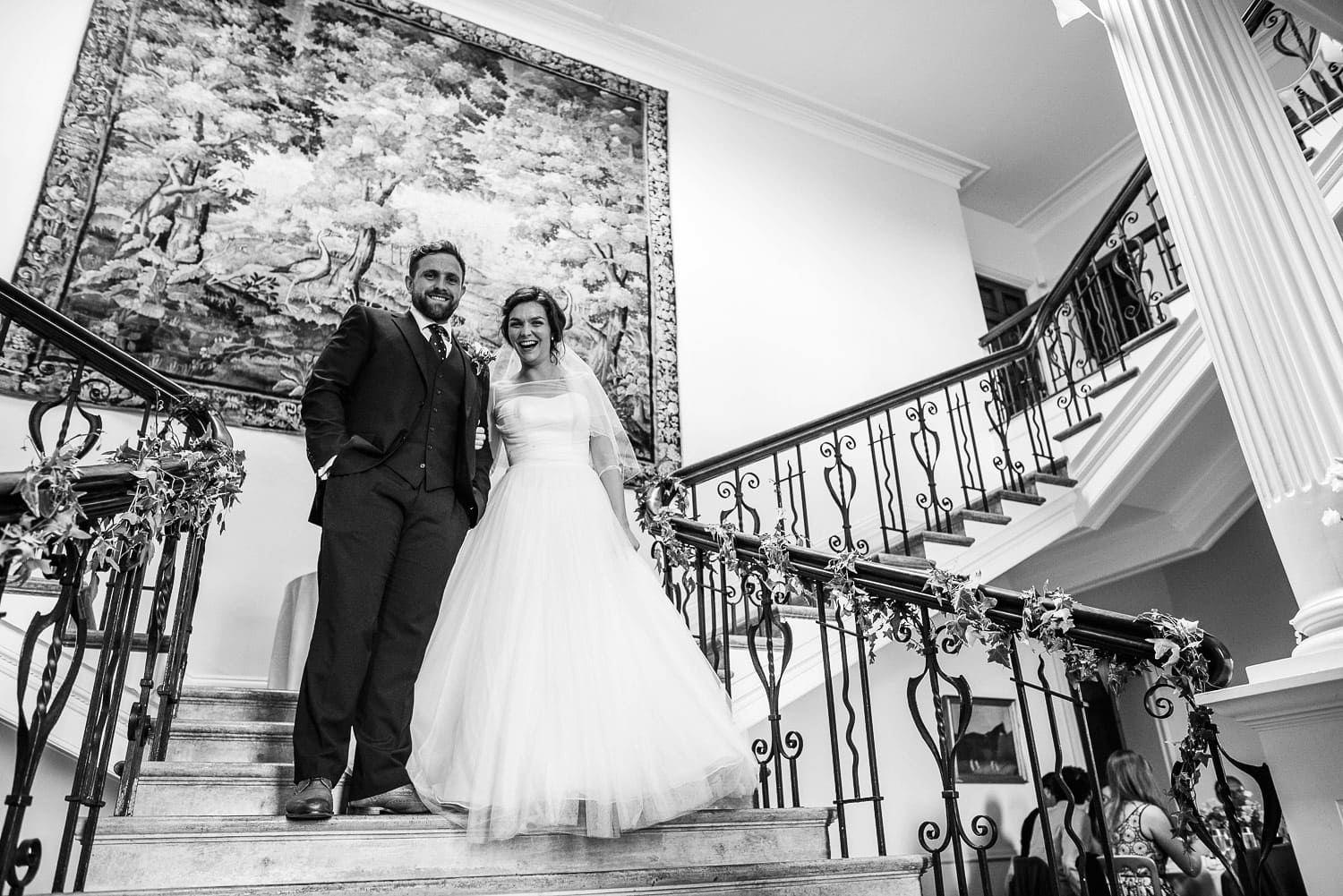 scorrier house wedding photographer
