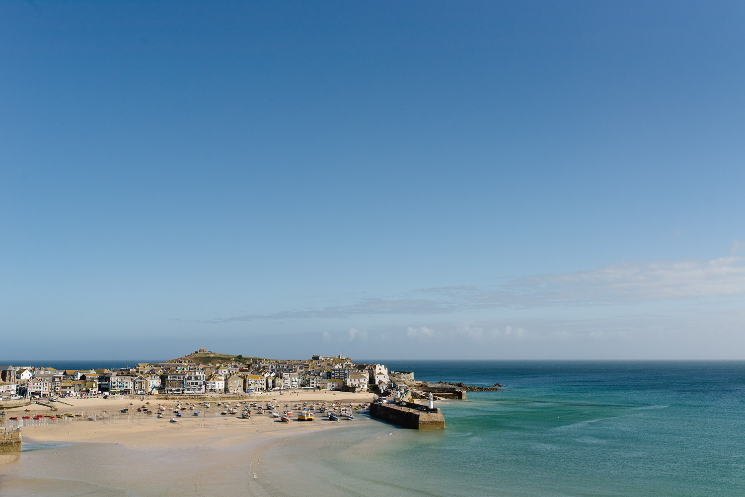 St Ives Harbour Hotel Wedding Photography