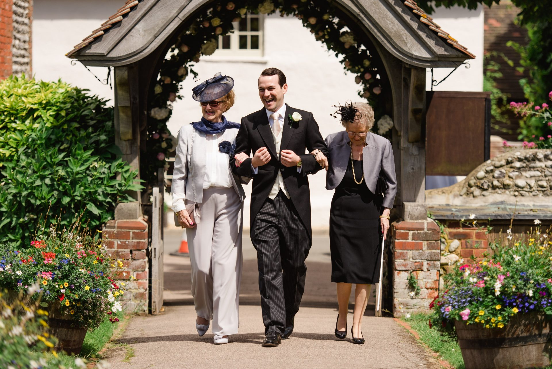 Wiston House Wedding - Stewart Girvan Photography