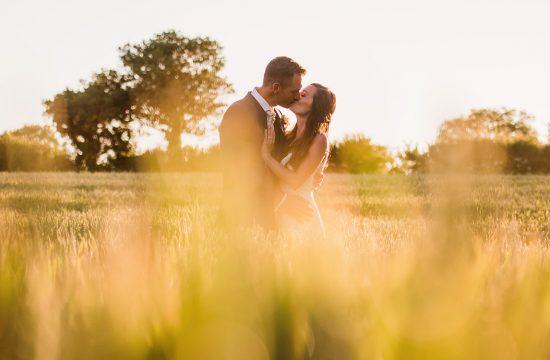 Wedding photographs of Andrew & Becky