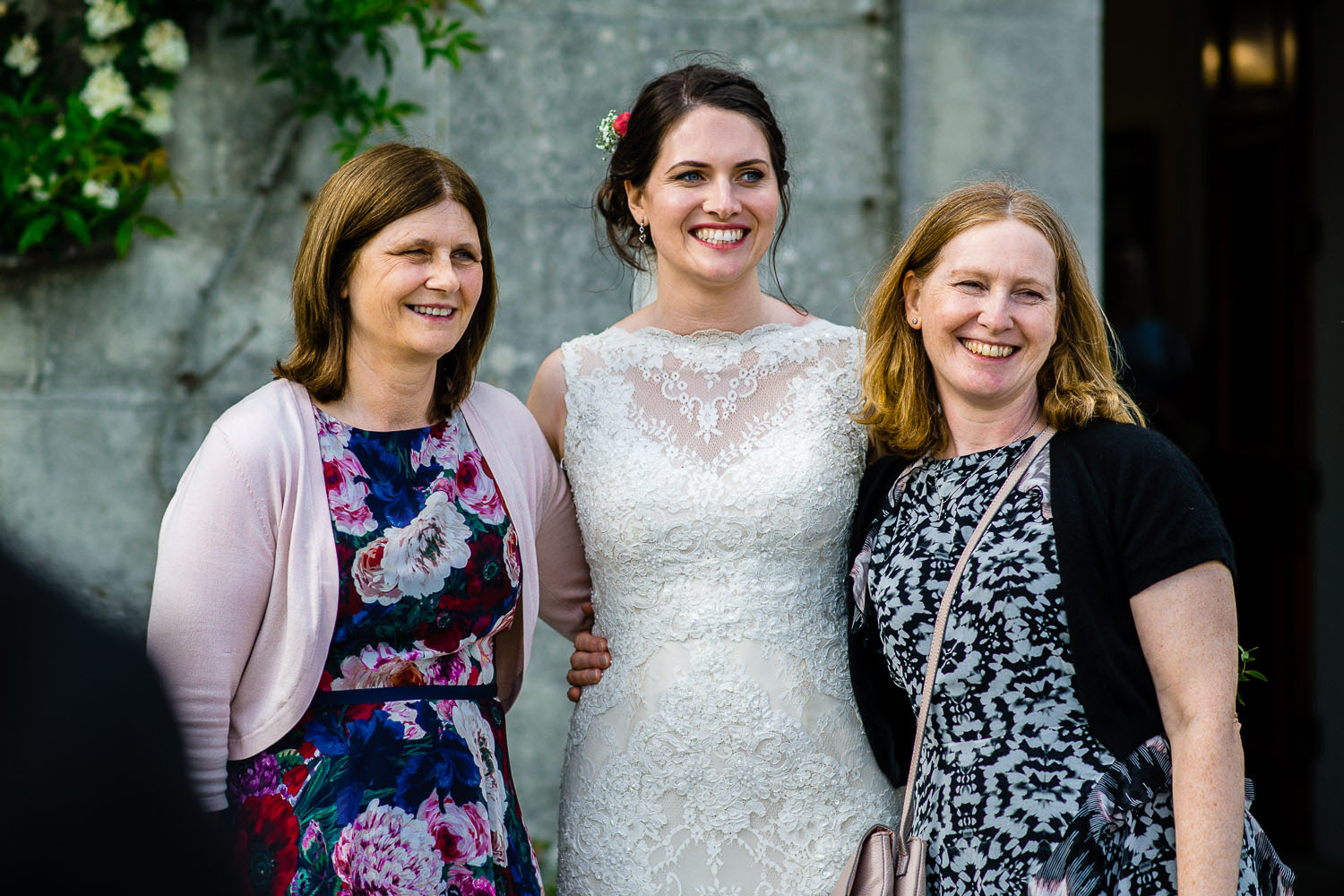 burncoose house wedding photography