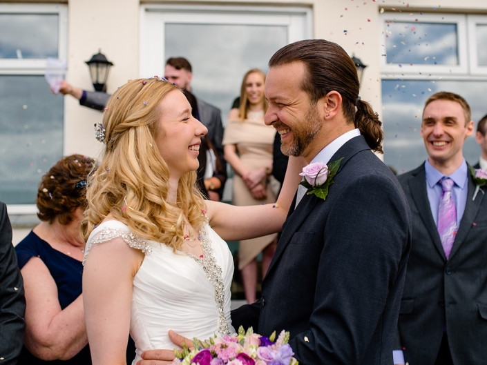 Charlotte & Ricardo Cornwall Wedding