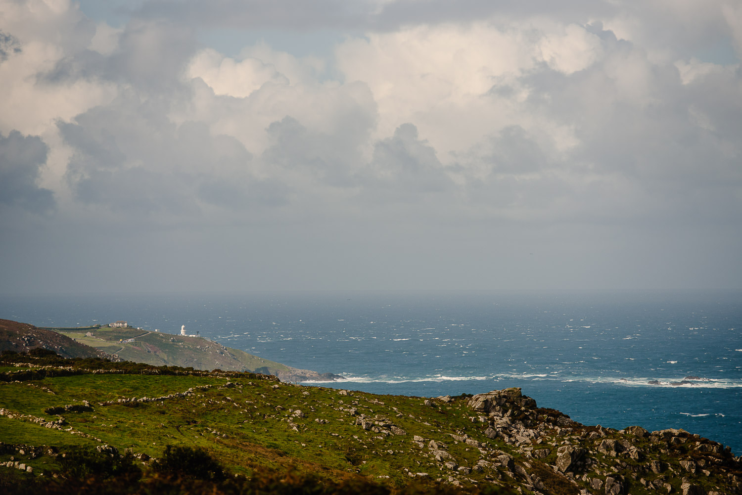 Pendeen Lighthouse, West Cornwall