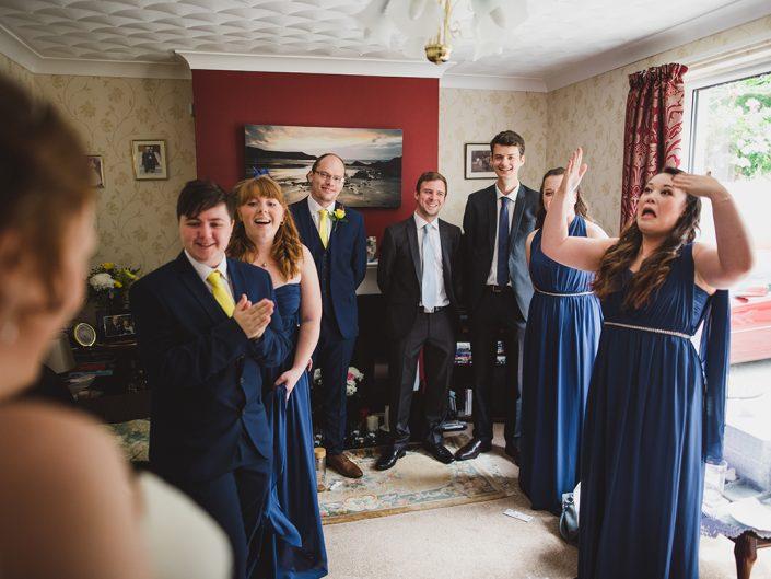 Claire & Joe's Wedding Day