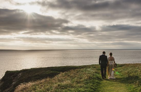 Claire & Neil's Cornwall Wedding