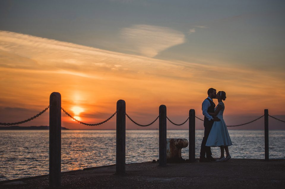 Daniela & Luke's Wedding - Whitstable Kent