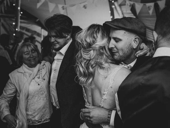 Emma & Lee Wedding Cornwall