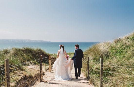 Hannah & Mike's Wedding Day Photographs