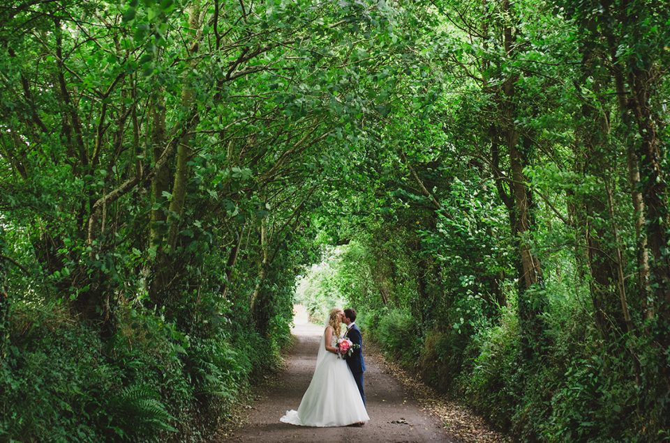 Laura-Anne & Rich's Wedding - Nancarrow Farm Cornwall
