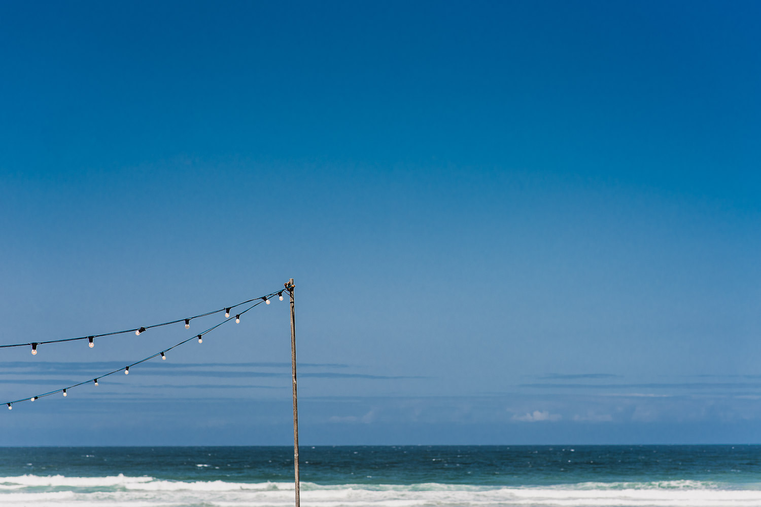 Newquay Beach Wedding