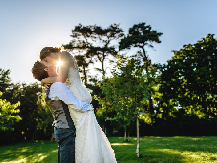 Wedding photography at Nancarrow Farm