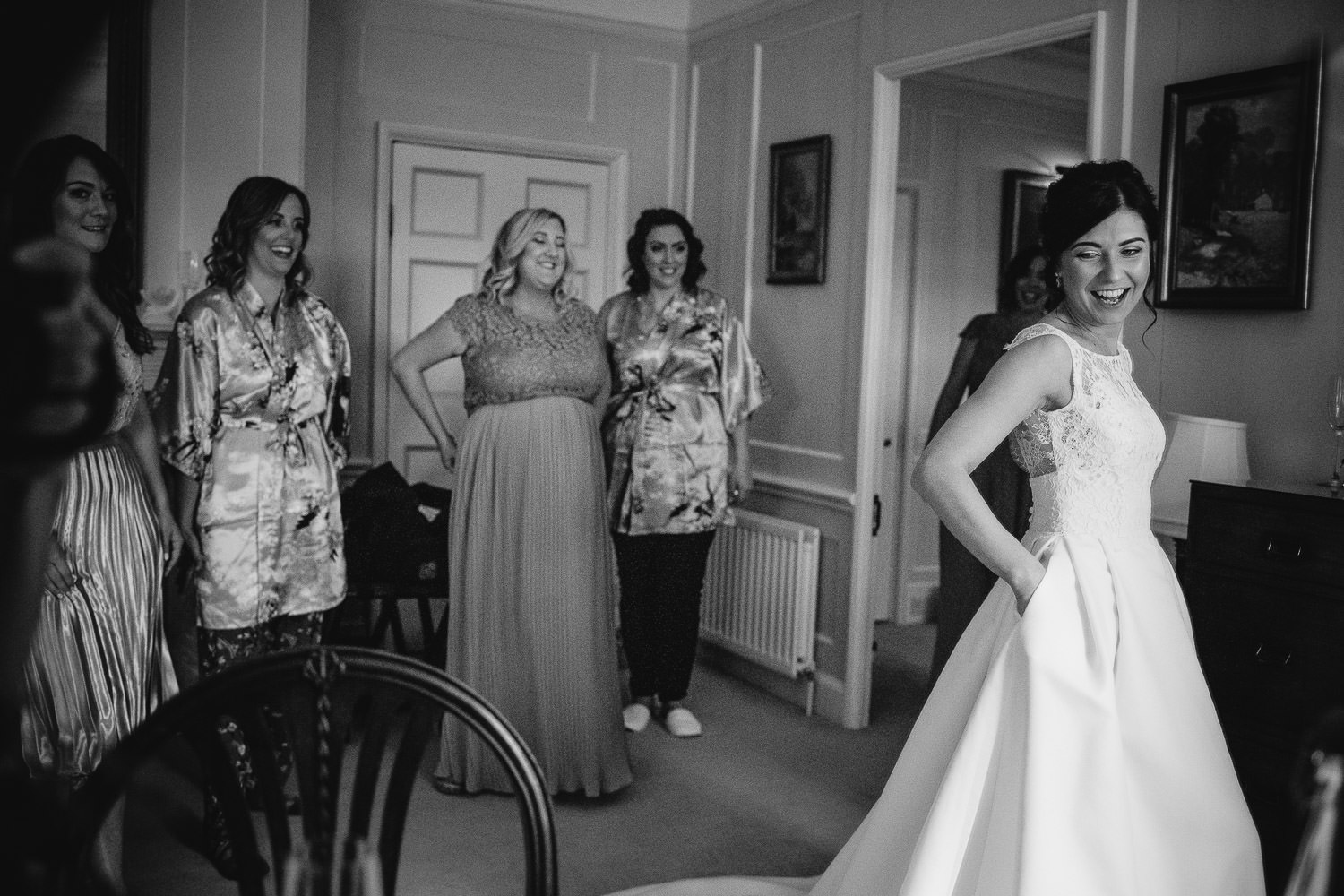 pentillie castle wedding photography