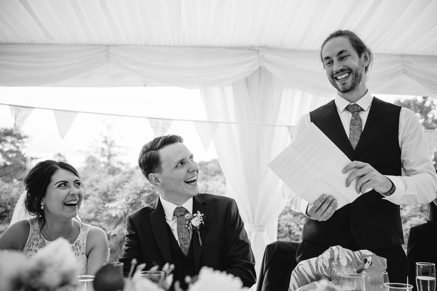 best man speech in marquee