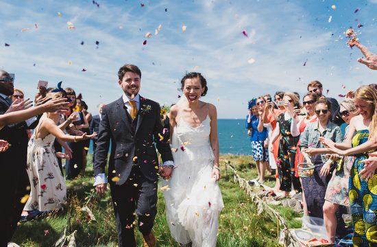 Sunghia & Tristan Wedding Day Photographs