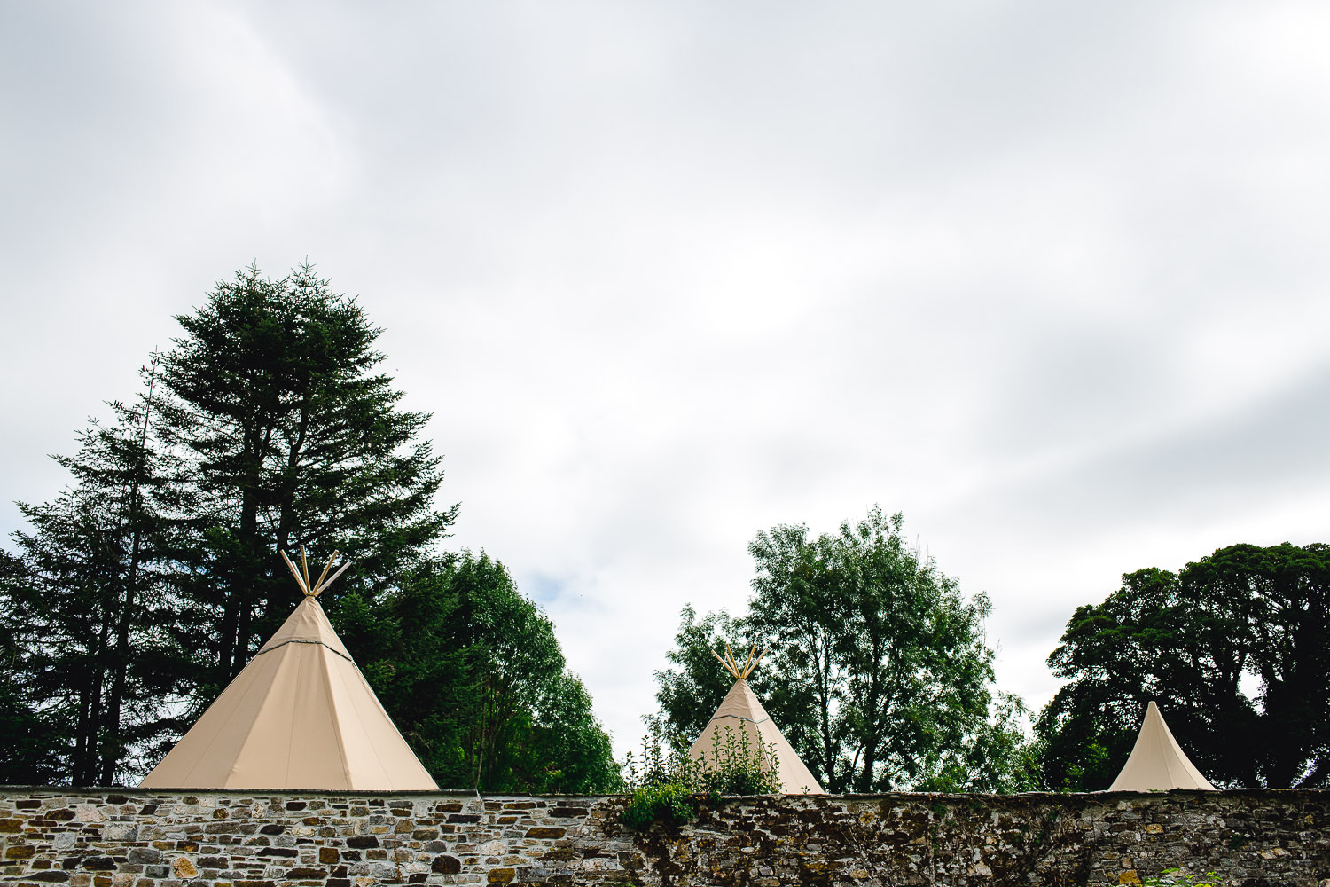 tipi wedding photography cornwall