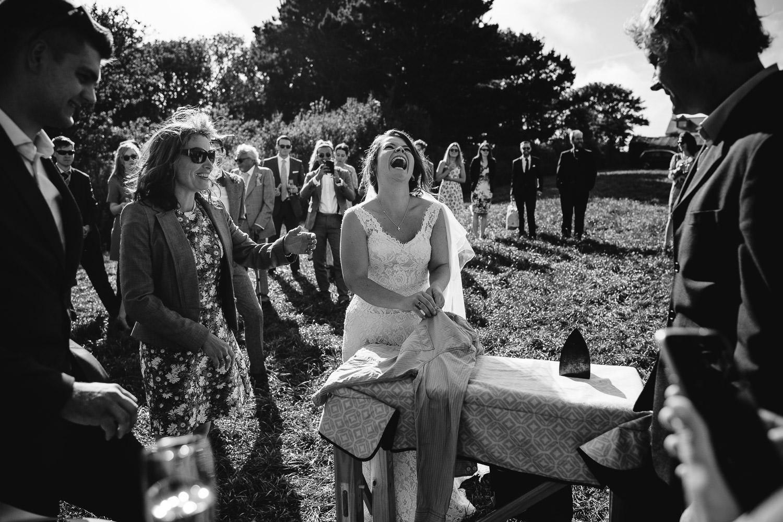 Slovenian wedding games