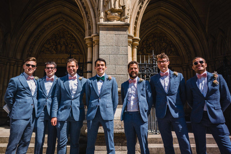truro cathedral wedding